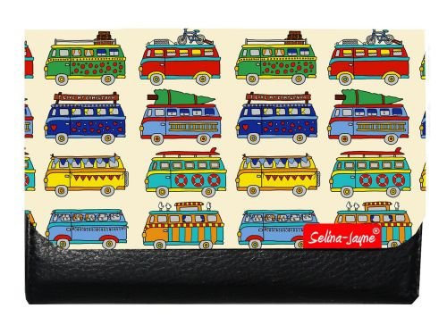 Selina-Jayne Campervan Limited Edition Designer Small Purse